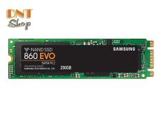 Ổ cứng SSD Samsung 860 EVO 250GB M2 SATA 2280 (MZ-N6E250BW)