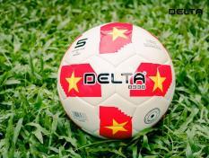 Bóng Delta 8338 (VN) 3757 – Tặng kèm bộ kim bơm bóng và lưới đựng bóng.
