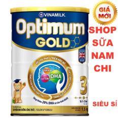 Sữa bột Optimum Gold step 3 1.5KG (LON KHỔNG LỒ SIÊU TIẾT KIỆM)