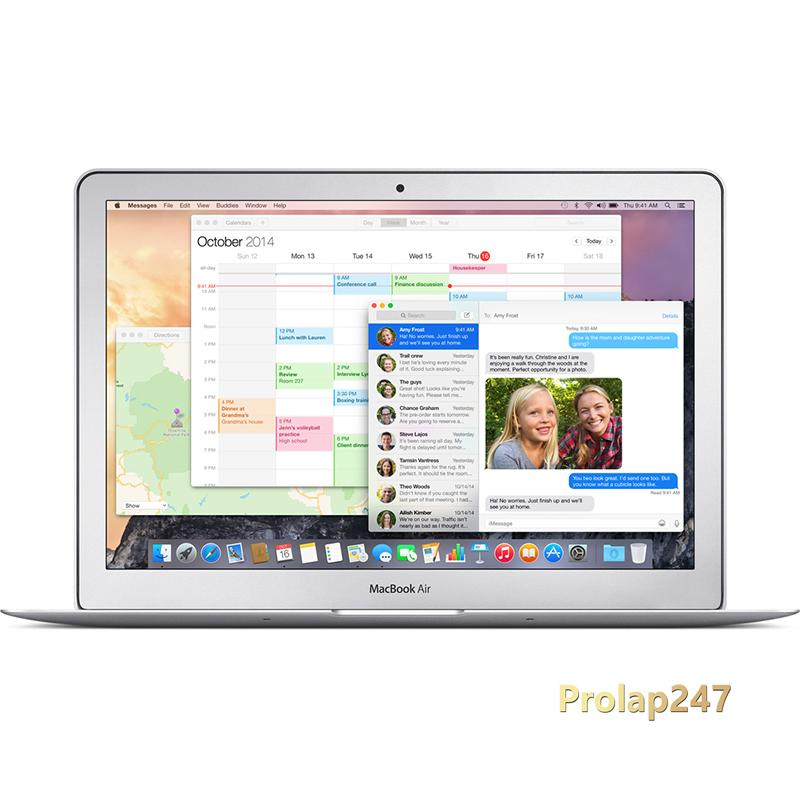 Đánh giá Macbook air 2015 i5 Dual-Core 4GB SSD 128GB 13″inch New 99% Tại Prolap247