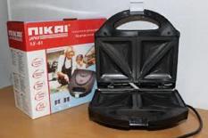 Máy nướng bánh mì Nikai