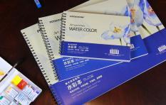 Sổ vẽ Potentate-022721-Sổ A5-Sổ vẽ màu nước, Watercolor pad ,sketch, Drawing book -Kích thước 195×135