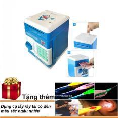 Két mini hoạt hình chạy pin cho bé(Giao màu ngẫu nhiên) + Tặng dụng cụ lấy ráy tai có đèn