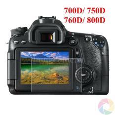 Kính cường lực cho máy ảnh Canon 700D/750D/760D/800D