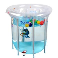 Bể bơi dạng đứng trong suốt Doctor Dolphin