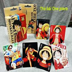 Thẻ bài One Piece loại đẹp giá rẻ