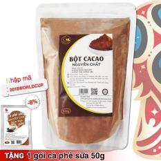 Light Cacao – Bột ca cao nguyên chất 100% – Gói 500gr
