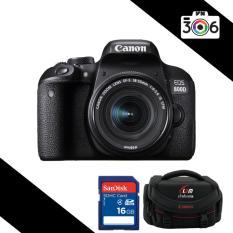 CANON EOS 800D KIT18-55 IS STM – Tặng thẻ 32Gb, túi – Khóa học nhiếp ảnh