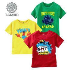 áo thun bé trai TAMOD cực chất cho mua hè sôi động.