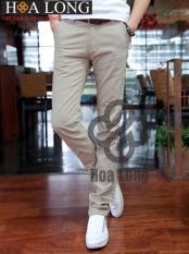Quần dài Kaki nam – 100% cotton cao cấp (8 màu) – có BIG size