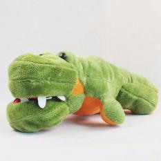 Gấu bông ( thú bông ) cá sấu đáng yêu