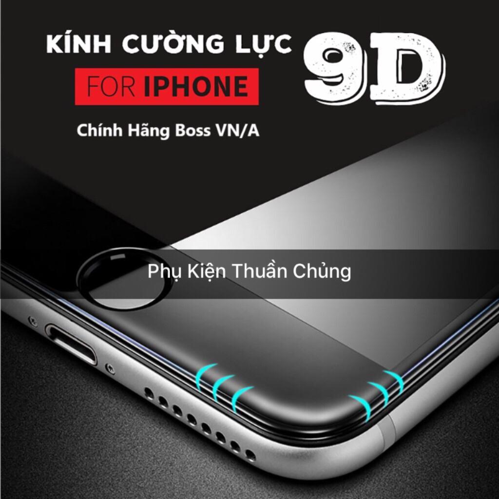 Bảng Giá Kính cường lực 9D full màn hình Iphone 6,6s,7,8,x,6p,6sp,7p,8p,X trắng ( vui lòng chọn đúng dòng điện thoại + màu trong mục Lựa Chọn) Tại Linh kiện apple thuần chủng