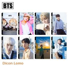 Lomo card BTS Dicon vol.2 Behind The Scene 2018