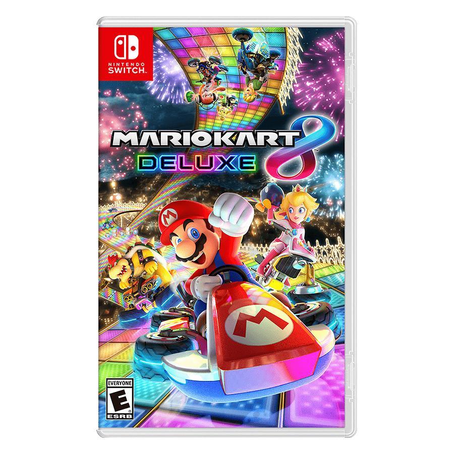 Game Nintendo Switch - Mario Kart 8 Deluxe