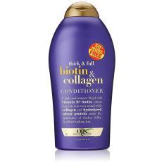 [Flash Sale] Dầu xả chống rụng tóc OGX Biotin Collagen Conditioner 577ml Nội Địa Mỹ