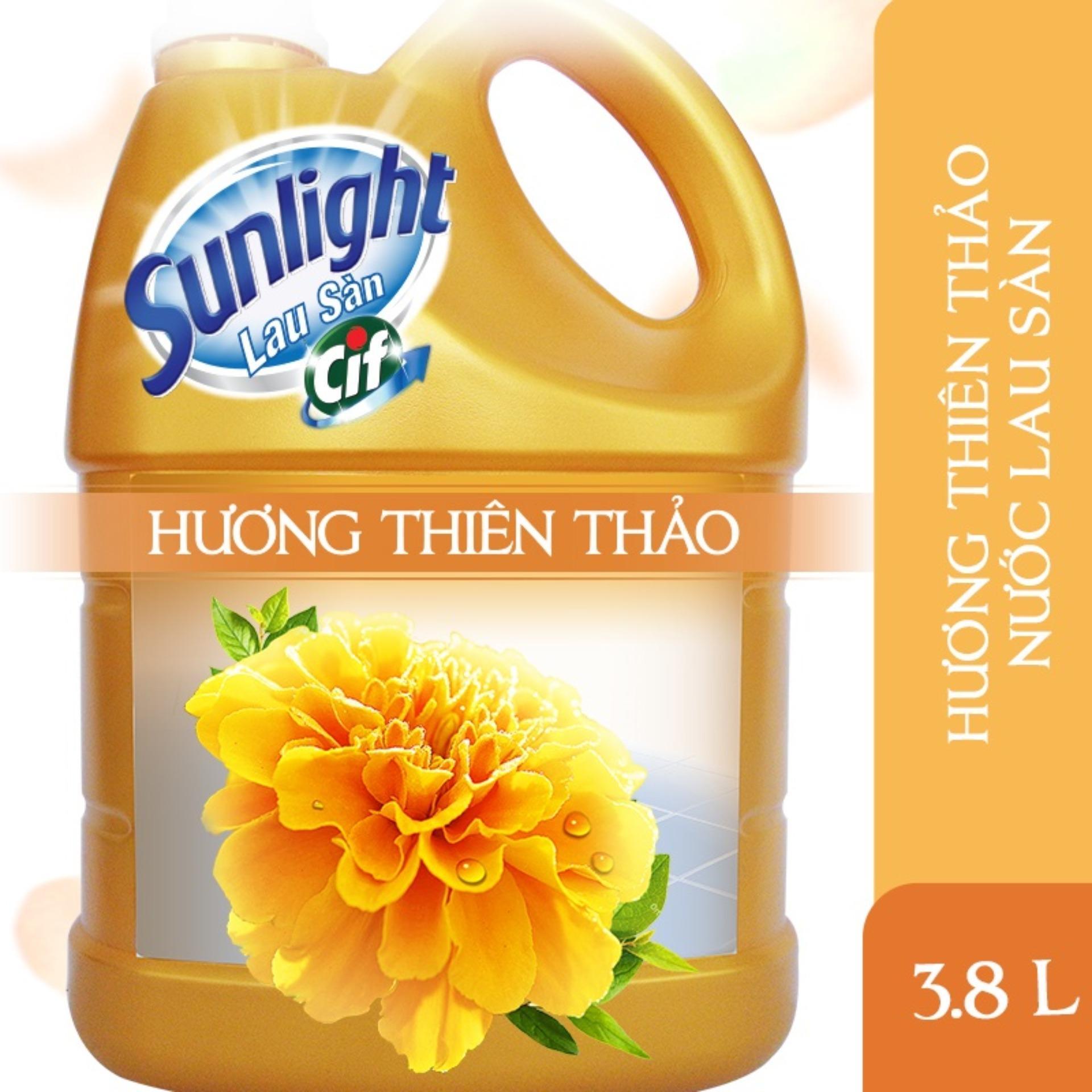 Sunlight Lau Sàn - HƯƠNG THIÊN THẢO MỚI Can 3.8kg