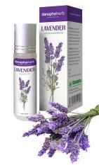 Dầu gió bi lăn thảo dược, hương bạc hà, hương thảo, lavender