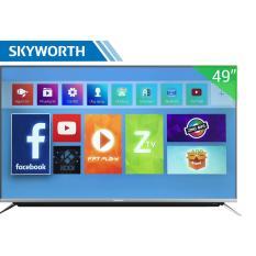 Smart Tivi Skyworth 49 inch 4K – Model 49G6A1T3VN (Đen) – Hãng phân phối chính thức