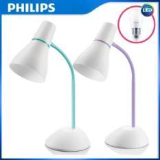 Đèn bàn Philips Pear 71567 chống cận có bóng 5W