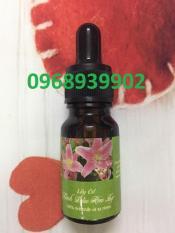 Tinh dầu hoa ly nguyên chất