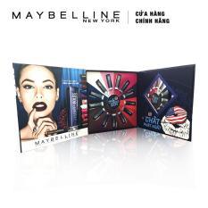 Bộ sưu tập 13 màu son lì Maybelline New York Loaded Bolds 3.9g
