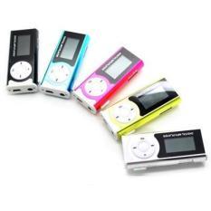Bộ Máy nghe nhạc MP3 (Đen) và tai nghe (Trắng)
