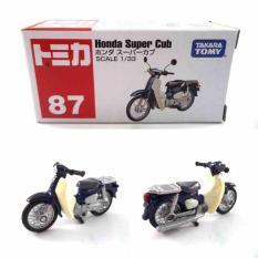 Xe mô hình Tomica Super Cub Fullbox