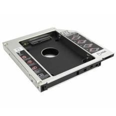 Caddy Bay 12.7mm SATA 3.0 gắn thêm ổ cứng cho Laptop SL-106 tặng tuavit