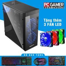 Máy tính chiến Game Khủng (Core i5 3470, Ram 16GB, SSD 120GB, HDD 500GB, VGA GTX1050 2GB ) KH24GMB535 + Quà Tặng