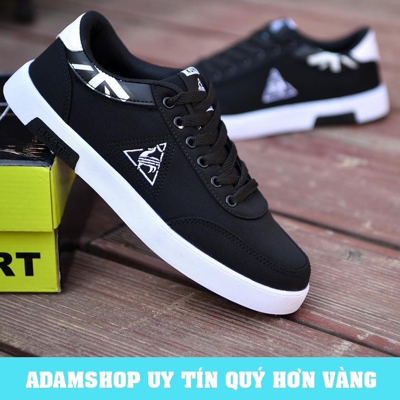 So sánh giá Giày sneaker nam hàn quốc 2018 (Giá Cực Shock) – ADAM SHOP(AD02) Tại ADAM SHOP – Xưởng Giày Nam