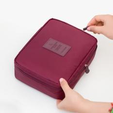 [Miễn phí vận chuyển][Có mã giảm giá] Túi đựng đồ cá nhân khi đi du lịch tiện lợi