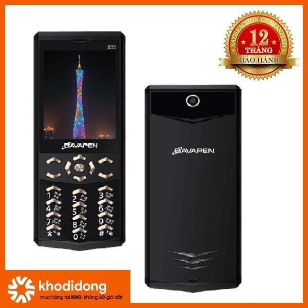 Điện thoại Bavapen B35 2 Sim 2500mAh pin trâu