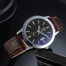 Đồng hồ nam dây da thời trang cao cấp Yazole Q05(Cập nhật 2019)