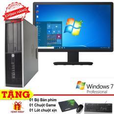 Bộ máy tính để bàn HP intel G840, Ram 4gb, Hdd 500gb, Tặng màn hình Lcd 19 inch + combo bàn phím, chuột