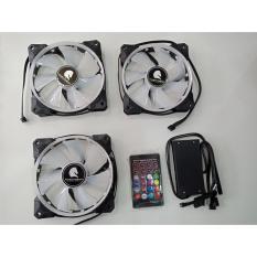 Nên mua Quạt tản nhiệt Case SAMA ESPORT V2 RGB ( 3 pcs/pack ) ở Máy tính Tiến Lợi