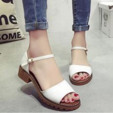 FS011T- Sandal nữ quai ngang
