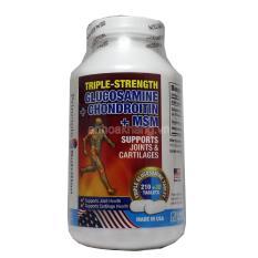 Viên hỗ trợ và phục hồi chức năng xương khớp – Principle Nutrition Triple-Strength Glucosamine + Chondroitin + MSM