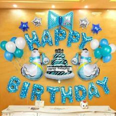 Set bóng sinh nhật cho bé gà