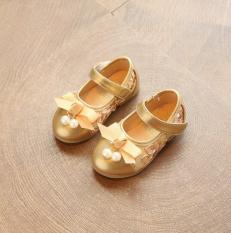 Giày trẻ em đính hạt