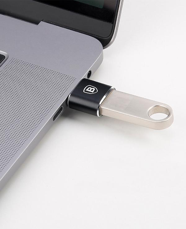 Đầu chuyển Type-C sang USB cho Macbook