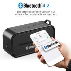 Loa Bluetooth Tronsmart Element T2 chống nước, pin tầm 10 tiếng, bass cực mạnh, bao phê