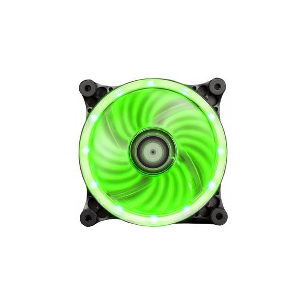 Fan Case Xigmatek Solar Eclipse SE-F1253 Green LED