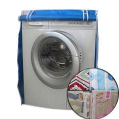 Áo Trùm Máy Giặt Cửa Trước 9-12kg Thanh Long Loại Dày, Cao cấp