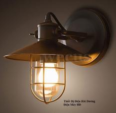 Đèn treo tường gắn tường tân cổ điển phòng nổ PA01 (Đen) – Có video hướng dẫn – Bảo hành 1 năm – Energy Green Lighting