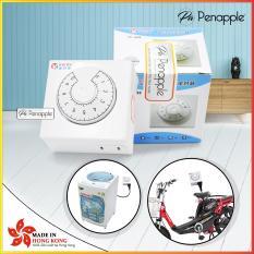 Công tắc hẹn giờ tự động tắt thiết bị ngắt điện đèn, quạt, điều hòa, bình nóng lạnh – sản xuất tại Hồng Kông