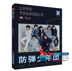 Photobook Love Yourself Tear BTS ( album ảnh)