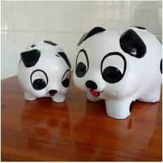 Quà tặng Heo Đất,Lợn Đất Tiết Kiệm 3D – Size Nhỏ 13cm