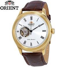 Đồng hồ nam dây da Orient FAG00002W0