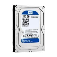 Ổ cứng HDD destop 250GB Western mới