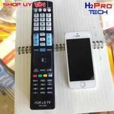 Điều khiển tivi LG Smart RM-L930 ( tặng đôi pin )